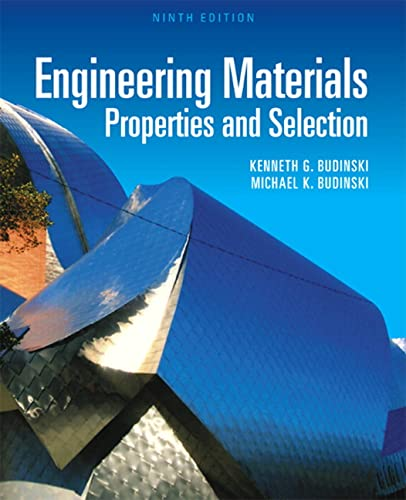 9780137128426: Engineering Materials: Properties and Selection (9th Edition)