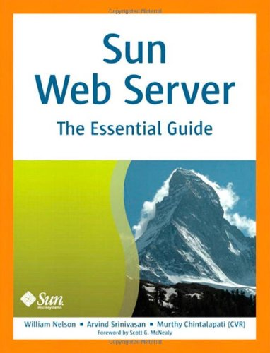 9780137128921: Sun Web Server: The Essential Guide