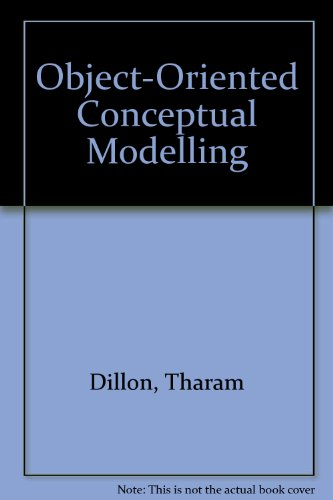 9780137129522: Object-Oriented Conceptual Modeling