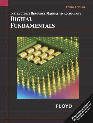 9780137129645: Instructor's Resource Manual to Accompany Digital Fundamentals