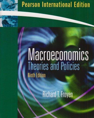 9780137129713: Macroeconomics: Theories and Policies
