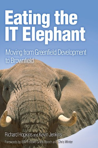 9780137130122: Eating the IT Elephant: Moving from Greenfield Development to Brownfield