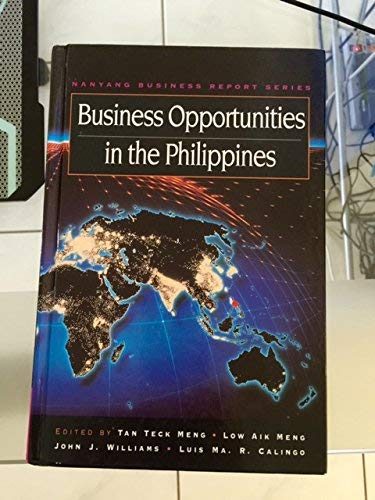 9780137133079: Business Opportunities Phillippines (Nanyang business report series)