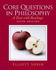 9780137134359: Core Questions In Philosophy (A Text with Readings 5th Edition)