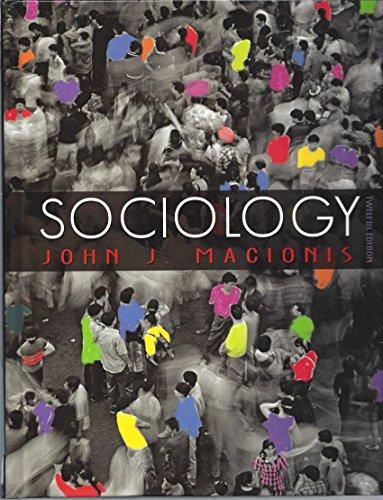 9780137135325: Sociology