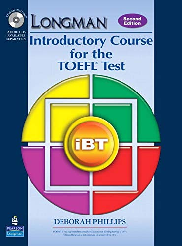 9780137135455: Longman Introductory Course for the TOEFL Test: IBT (Student Book with CD-ROM, without Answer Key) (Requires Audio CDs): Student Book with CD-ROM, without Answer Key (Requires Audio CDs)
