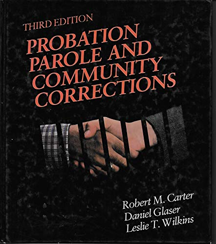 9780137135530: Probation, Parole, and Community Corrections