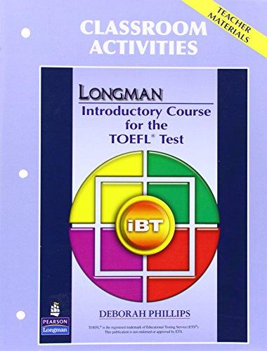 9780137135752: Classroom Activities