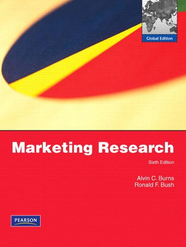 9780137135998: Marketing Research