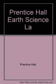 9780137138500: Earth Science Laboratory Manual