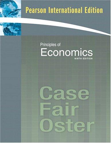 9780137141456: Principles of Economics: International Version