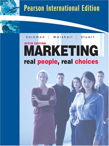 9780137142538: Marketing: Real People, Real Choices (Teacher's Edition)