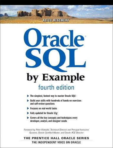 9780137142835: Oracle SQL By Example (4th Edition)