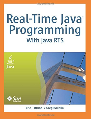 9780137142989: Real-Time Java Programming: with Java RTS: With the Java Real-Time System (Java (Prentice Hall))