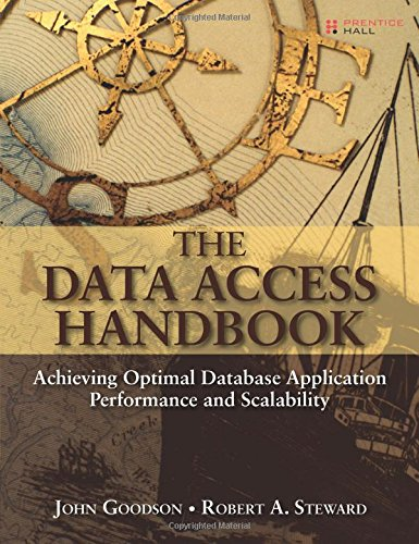 9780137143931: The Data Access Handbook: Achieving Optimal Database Application Performance and Scalability