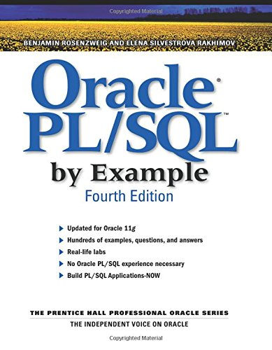 9780137144228: Oracle PL/SQL by Example (4th Edition)