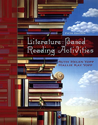 9780137144259: Literature-Based Reading Activities (5th Edition)
