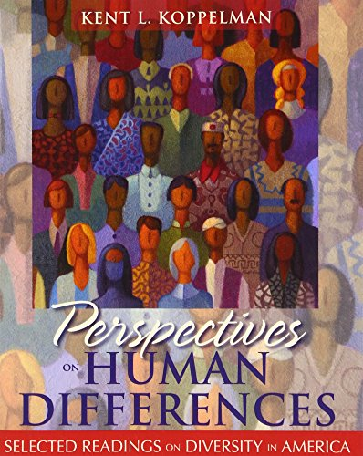 9780137145034: Perspectives on Human Differences:Selected Readings on Diversity in America