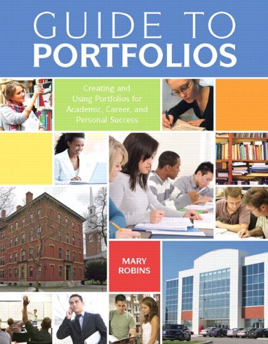 9780137145331: Guide to Portfolios: Creating and Using Portfolios for Academic, Career, and Personal Success