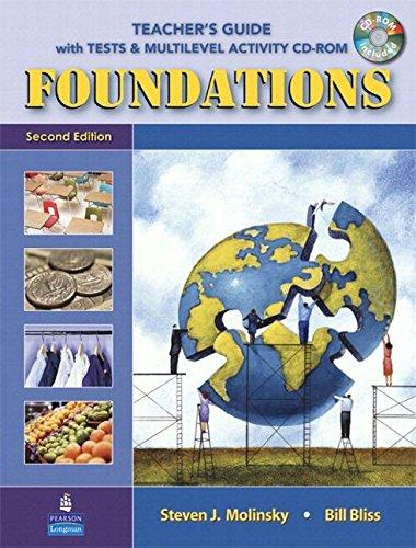 9780137145706: FOUNDATN TEACHER GUIDE W/TST&CD&ACTV BK PKG (2nd Edition)