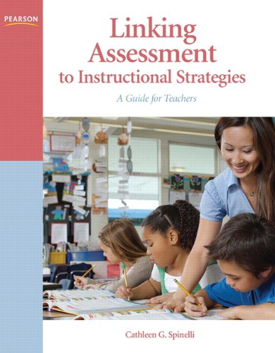 9780137146246: Linking Assessment to Instructional Strategies: A Guide for Teachers