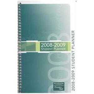 9780137146574: PH Premier Planner 2008-2009
