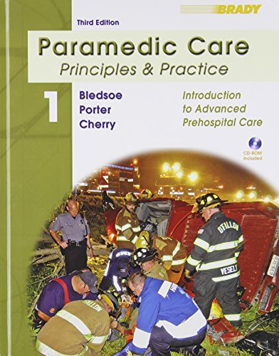 9780137146963: Paramedic Care: Principles & Practice Vols 1-5 PKG