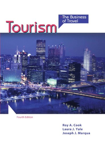 9780137147298: Tourism: The Business of Travel