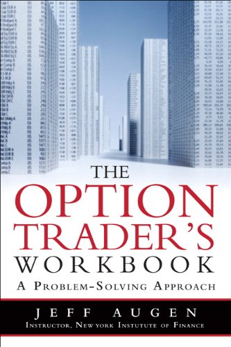 9780137148103: The Options Trader's Workbook: A Problem-Solving Approach