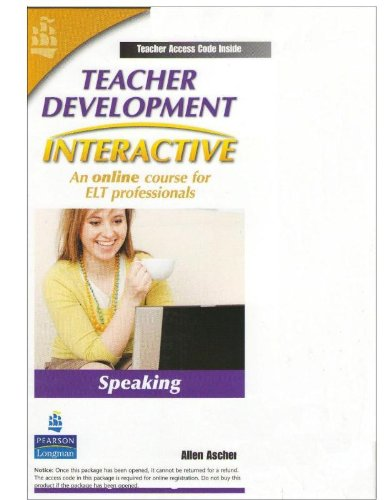 9780137149346: Teacher Development Interactive, Speaking, Instructor Access Card