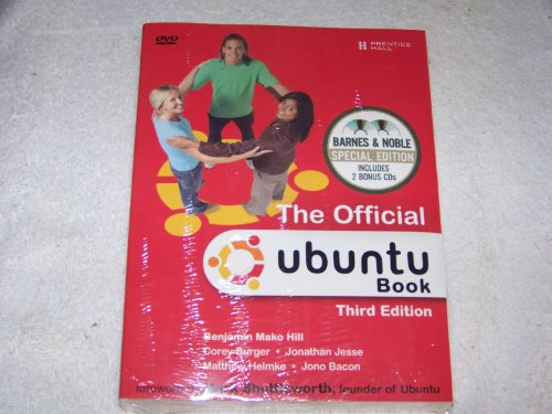 9780137151028: Official Ubuntu Book [Paperback] by Hill, Bacon
