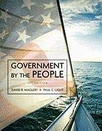 9780137151615: Government by the People