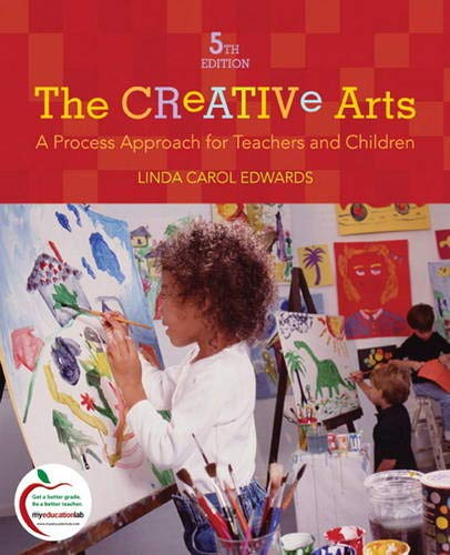 9780137151639: The Creative Arts: A Process Approach for Teachers and Children