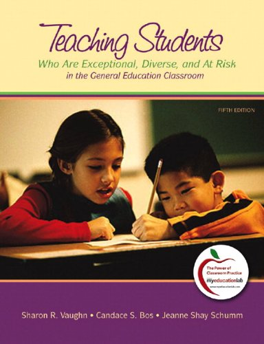 9780137151790: Teaching Students Who are Exceptional, Diverse, and At Risk in the General Education Classroom, 5th Edition
