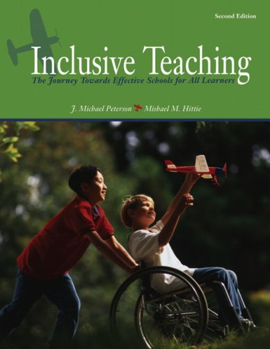 9780137152186: Inclusive Teaching: The Journey Towards Effective Schools for All Learners (2nd Edition)