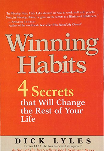 9780137152278: Winning Habits: 4 Secrets That Will Change the Rest of Your Life