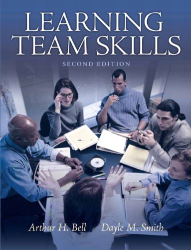 9780137152599: Learning Team Skills (2nd Edition)