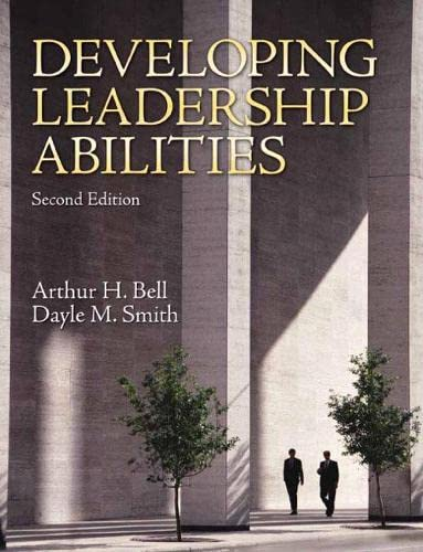 9780137152780: Developing Leadership Abilities (2nd Edition)
