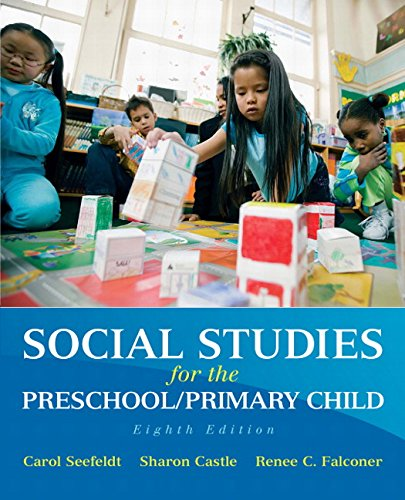9780137152841: Social Studies for the Preschool/Primary Child (8th Edition)