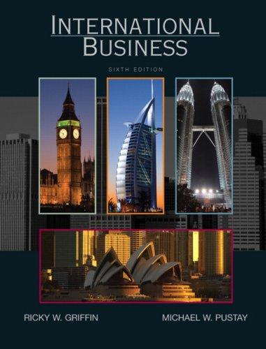 9780137153732: International Business
