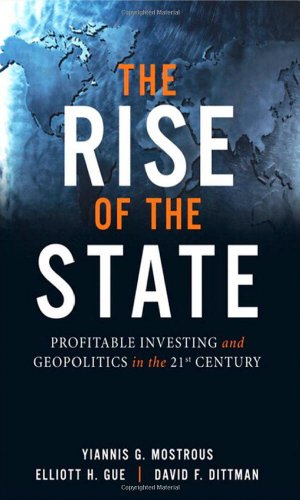 9780137153879: The Rise of the State: Profitable Investing and Geopolitics in the 21st Century