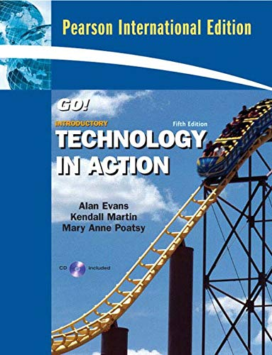 9780137154791: Technology in Action, Introductory: International Edition