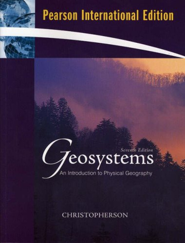 9780137154968: Geosystems: An Introduction to Physical Geography