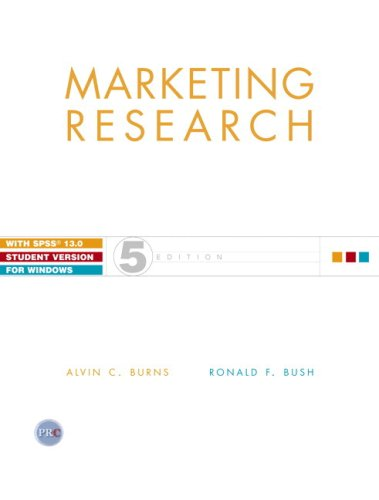 9780137155996: Marketing Research & SPSS 13.0 Student CD Pkg. Value Package (includes Qualtrics Access )