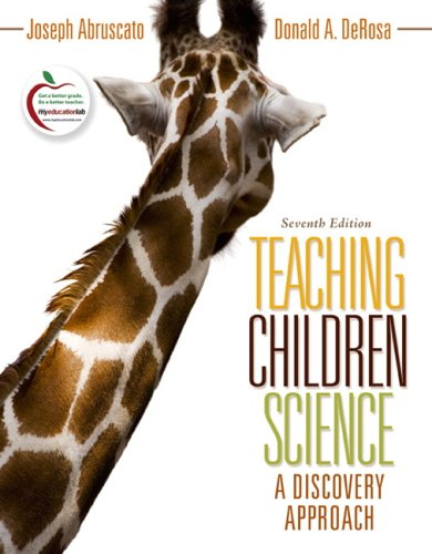 9780137156771: Teaching Children Science: A Discovery Approach (7th Edition)