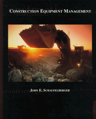 9780137162673: Construction Equipment Management
