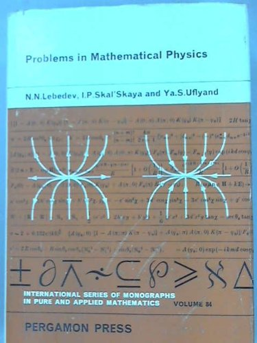 9780137176786: Problems in Mathematical Physics