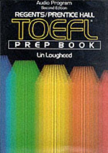 9780137200047: Regents Prentice Hall Toefl Prep Book: Cassettes