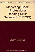 9780137200467: Marketing: Book (Professional Reading Skills Series) (ELT PRSS)