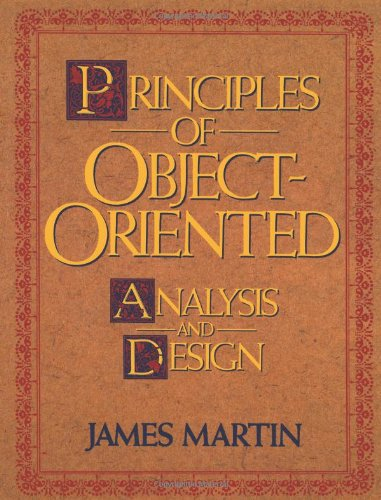9780137208715: Principles of Object-Oriented Analysis and Design